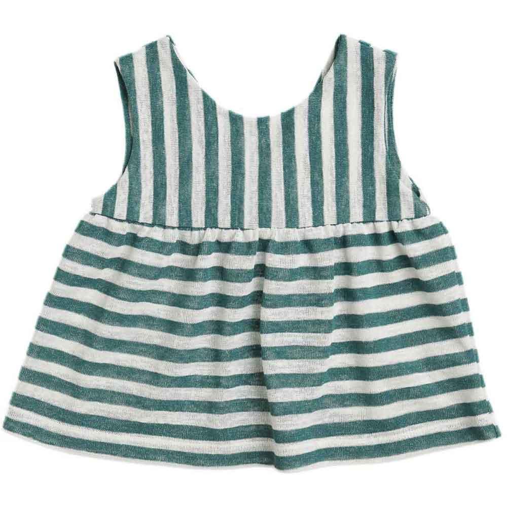 maglia righe verdi